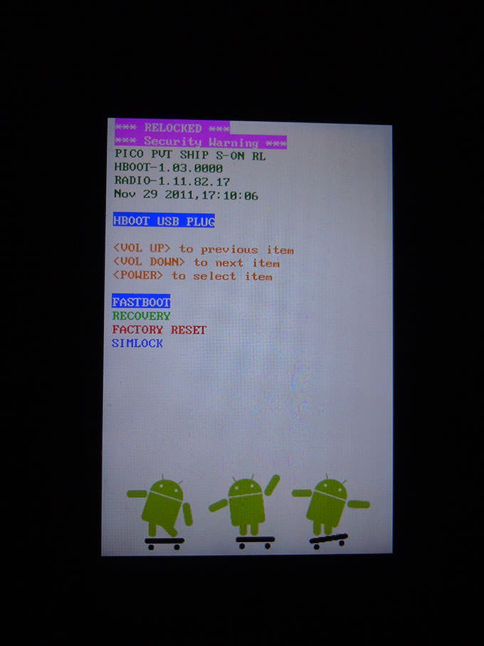 Htc Explorer Rooting Manual (2/4)